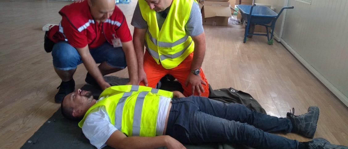 Црвени крст Панчево организује обуке из прве помоћи за будуће возаче.