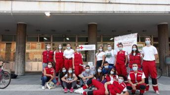 Волонтери Црвеног крста Панчево